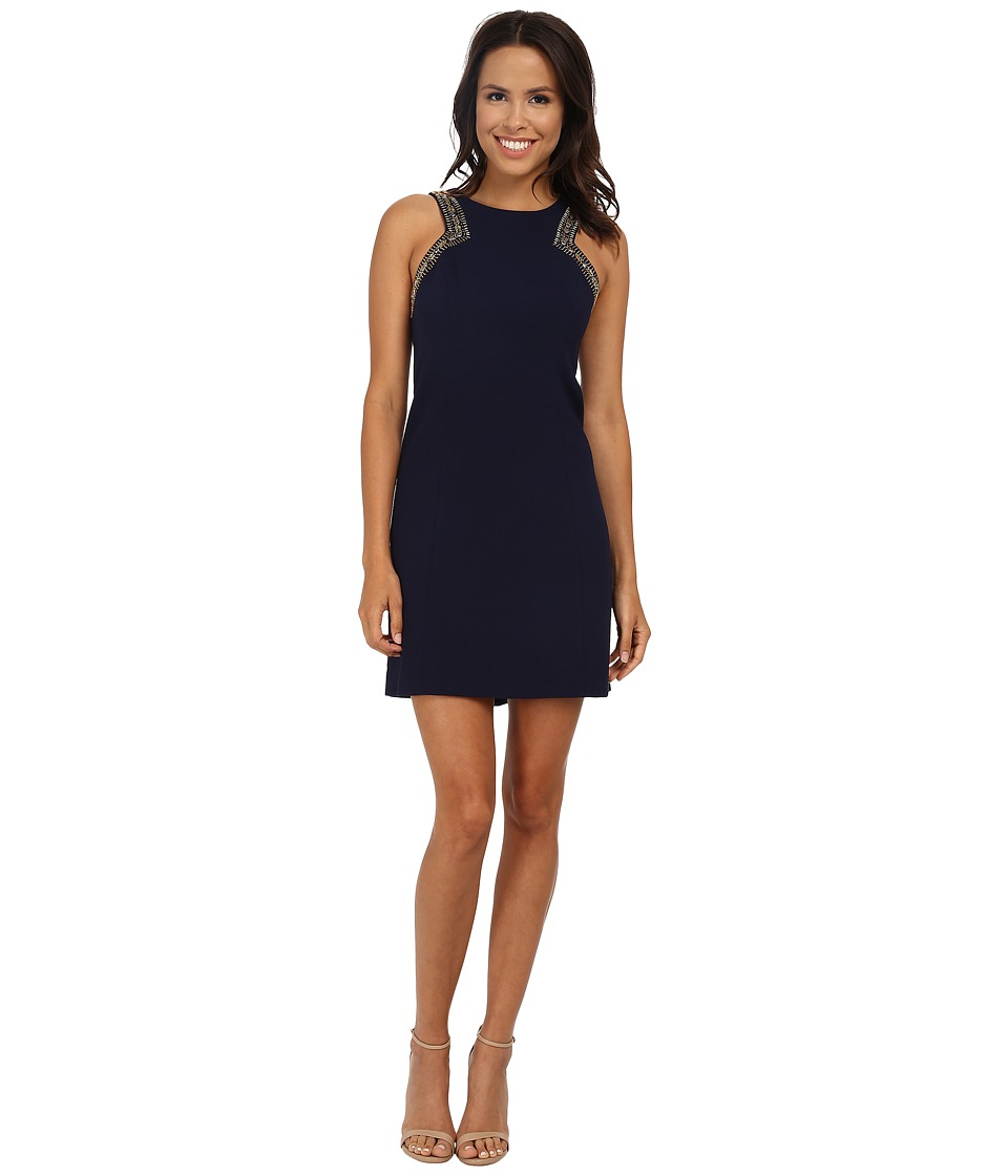 Lilly Pulitzer - Largo Shift (True Navy) Women's Dress
