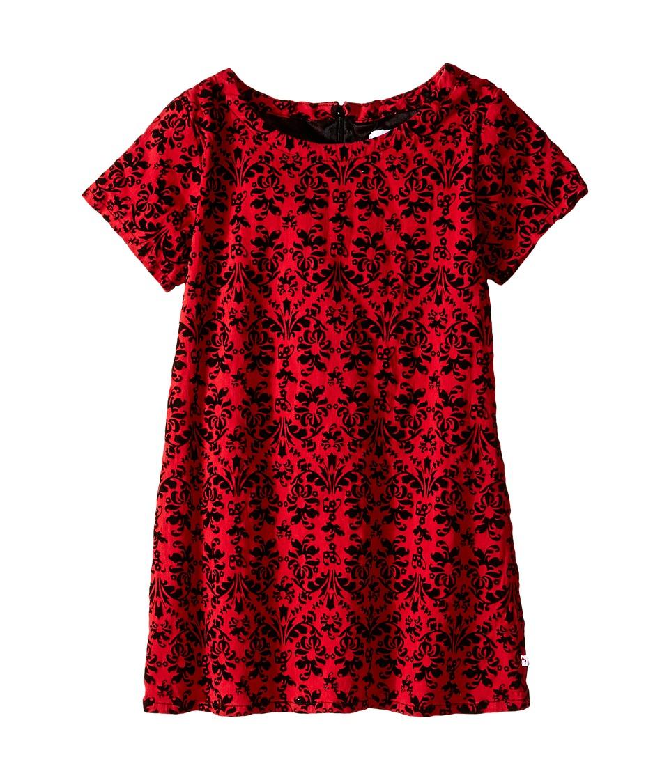 Appaman Kids - Short Sleeve Shelly Dress - Tapestry Print (Toddler/Little Kids/Big Kids) (Tapestry) Girl's Dress