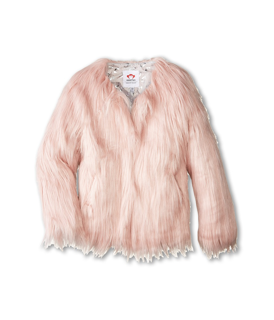 Appaman Kids - Faux Fur Coat (Toddler/Little Kids/Big Kids) (Cameo Pink) Girl's Coat