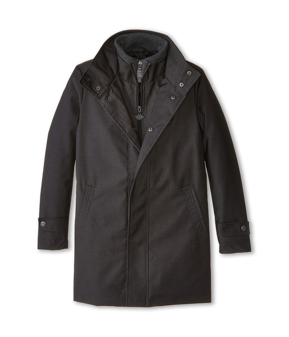 Appaman Kids - Gotham Coat (Toddler/Little Kids/Big Kids) (Vintage Black) Boy's Coat
