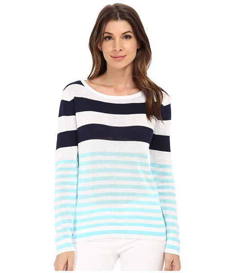 Lilly Pulitzer - Gwyneth Sweater (True Navy Private Island) Women