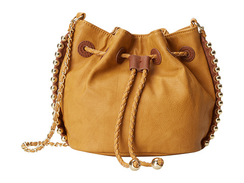 Big Buddha - Mini Bucket (Butterscotch) Handbags