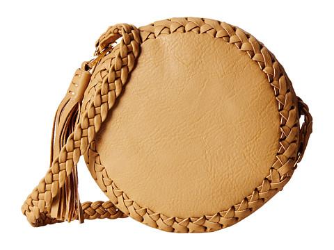 Big Buddha - Canteen Crossbody (Camel) Cross Body Handbags