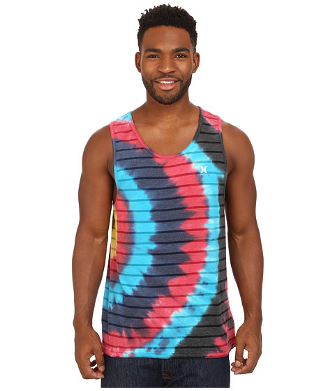 Hurley - Stryde Tank Top (Multi) Men's Sleeveless