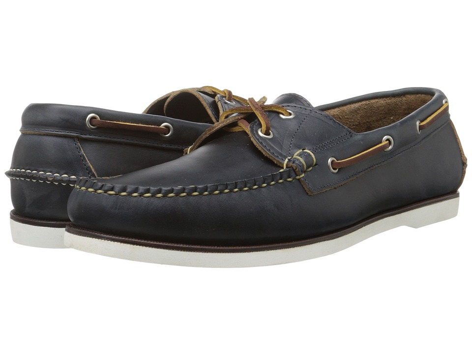 Eastland 1955 Edition - Freeport USA (Navy) Men's Shoes