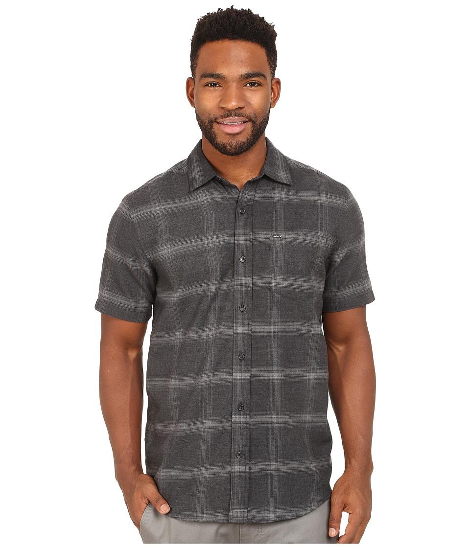 Hurley - Solano Shirt (Black) Men