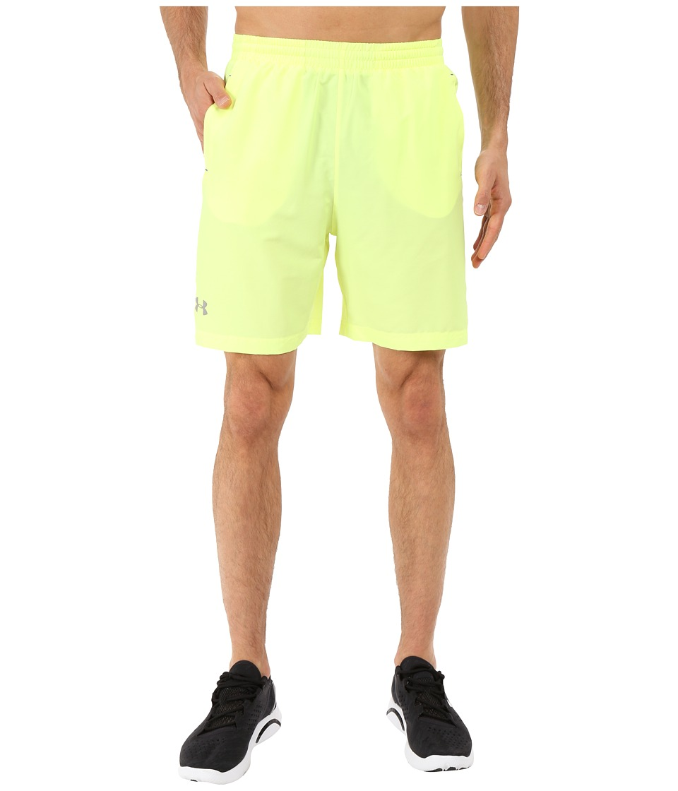 Under Armour - UA Launch 7 Woven Short (X-Ray/Ultra Blue/Reflective) Men's Shorts