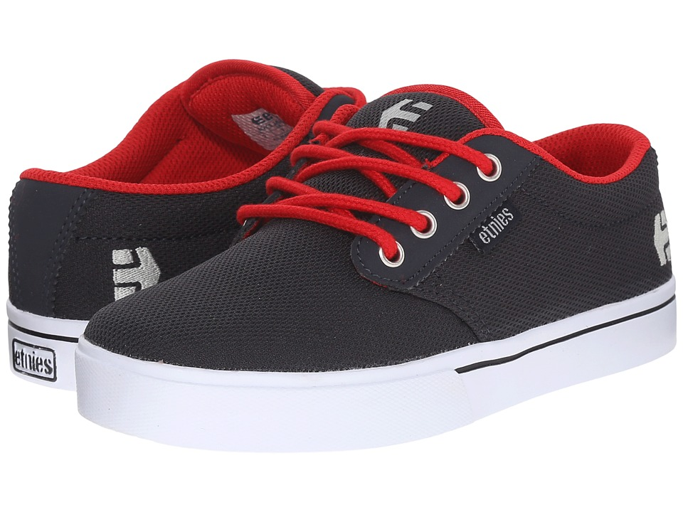 etnies Kids - Jameson 2 Eco (Toddler/Little Kid/Big Kid) (Navy/Red/White) Boys Shoes