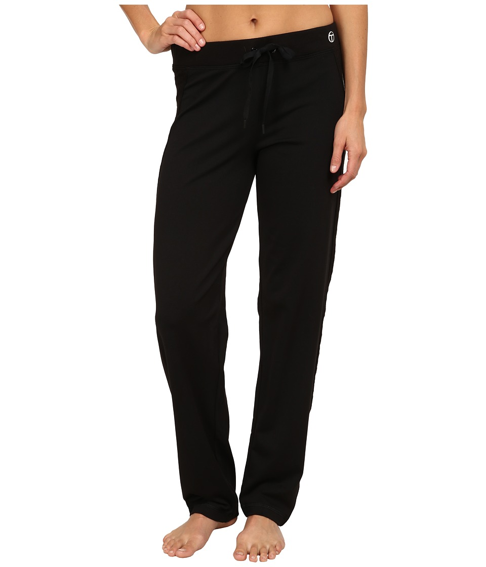 Trina Turk - Quilted Track Pants (Black) Women's Casual Pants