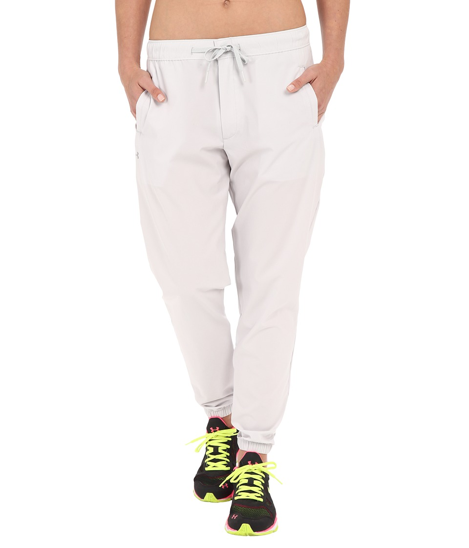 Under Armour - Easy Studio Pants (Elemental/Silver) Women's Workout