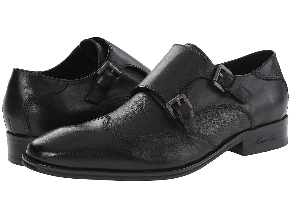 Kenneth Cole New York - Sp-Oil Me (Black) Men's Slip on Shoes