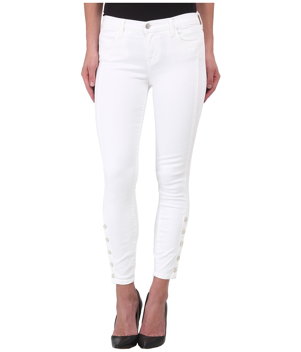 J Brand - Suvi Utility Pants in White (White) Women's Casual Pants