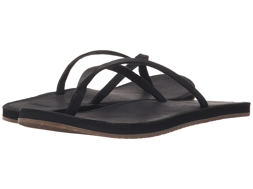 Sanuk Slim Sadie (Black) Women