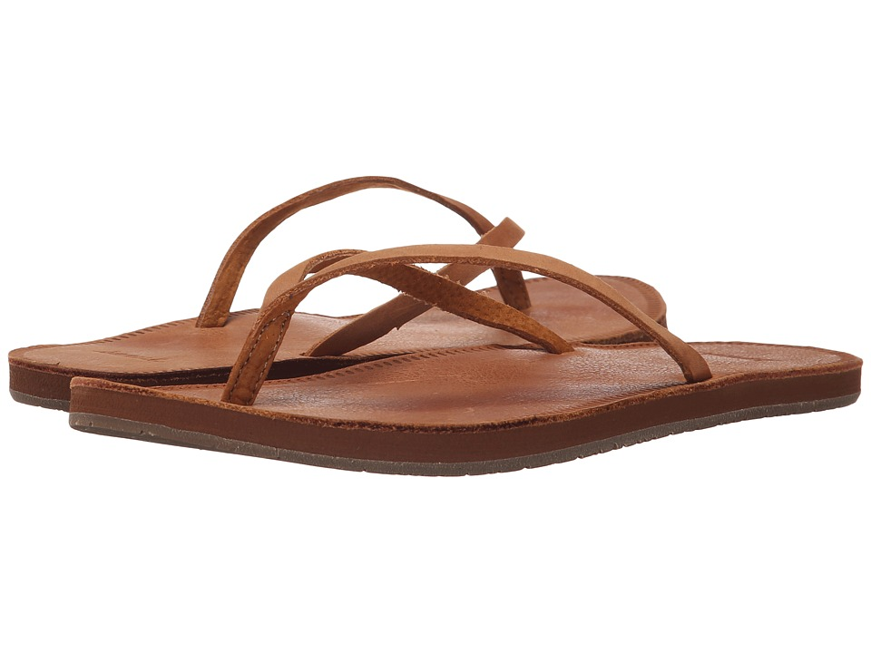 Sanuk - Slim Sadie (Tobacco) Women's Sandals