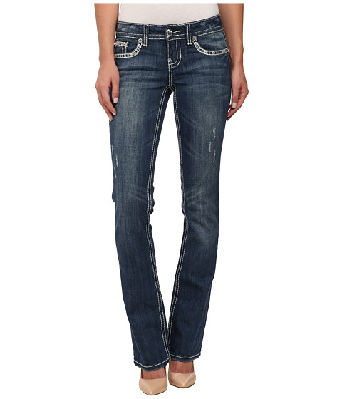 Antique Rivet - Bootleg Jeans in Lyric (Lyric) Women