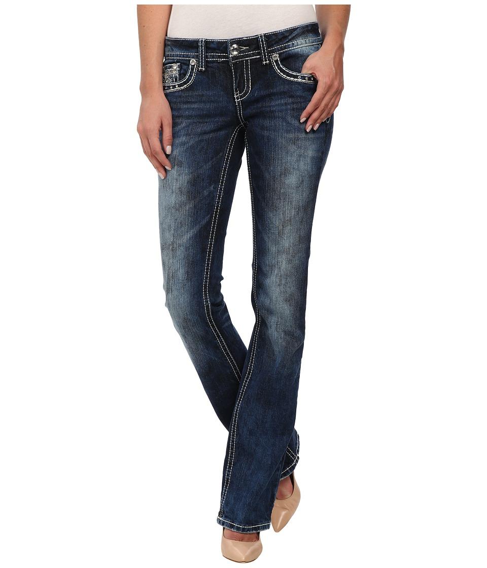 Antique Rivet - Bootleg Jeans in Veruka (Veruka) Women's Jeans