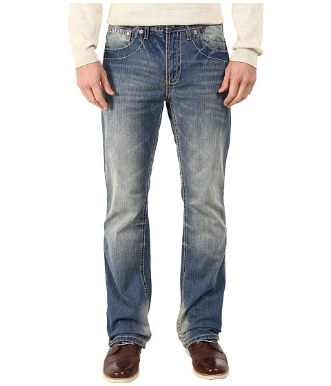 Antique Rivet - Bootcut Jeans in Seth (Seth) Men