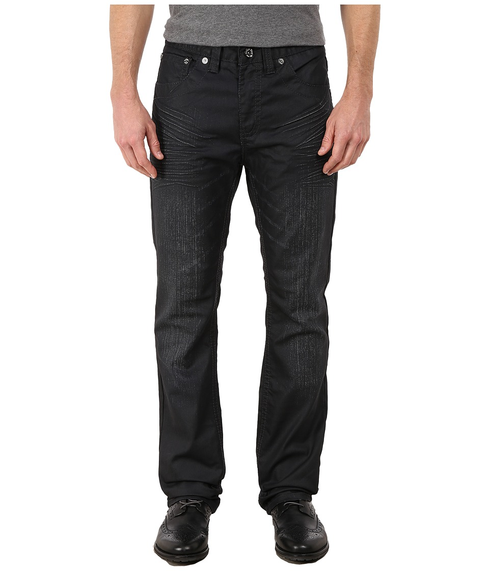 Antique Rivet - Straight Jeans in Wallace (Wallace) Men's Jeans