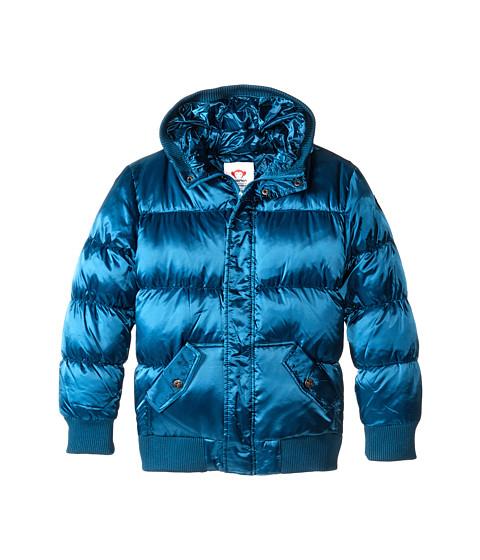 Appaman Kids - Puffy Coat (Toddler/Little Kids/Big Kids) (Ink Blue) Boy's Coat