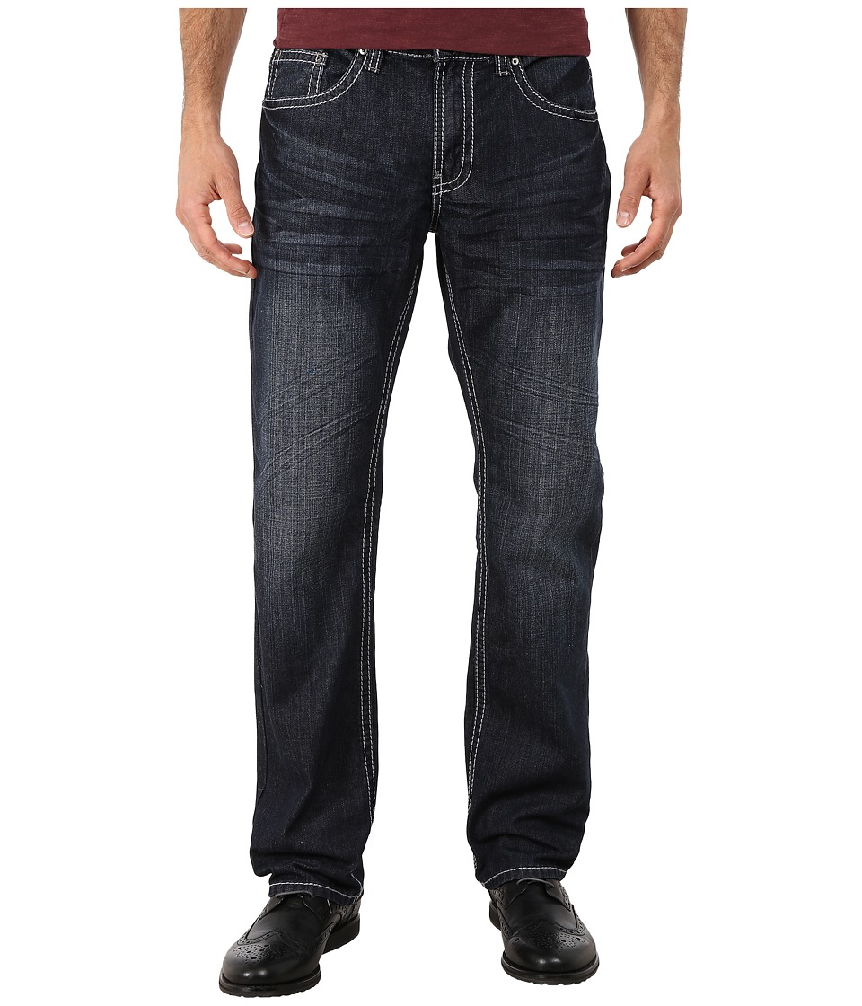 Request - Raleigh Straight Jeans in Lyle (Lyle) Men