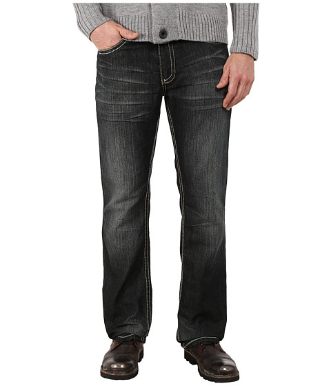 Request - Gerald Emboridered Jeans in Ethan (Ethan) Men's Jeans