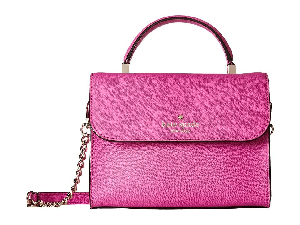 Kate Spade New York - Cedar Street Mini Nora (Vivid Snapdragon) Cross Body Handbags