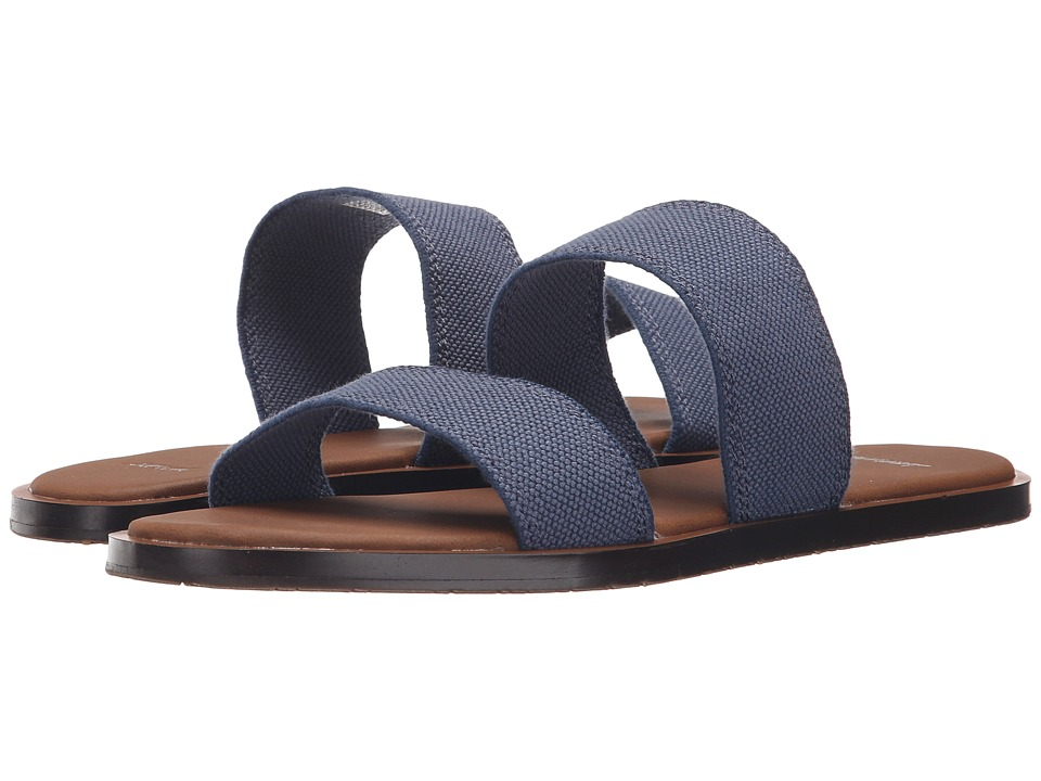 Sanuk - Yoga Gora Gora (Slate Blue) Women's Sandals