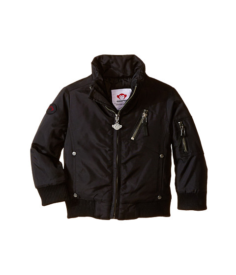 Appaman Kids - Pilot Jacket (Toddler/Little Kids/Big Kids) (Black) Boy's Coat