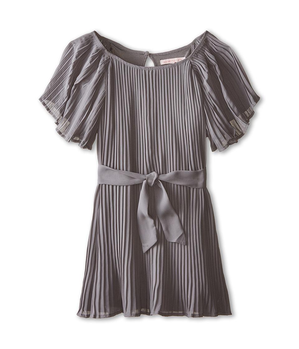 Appaman Kids - Daisy Dress (Toddler/Little Kids/Big Kids) (Steeple Grey) Girl's Dress