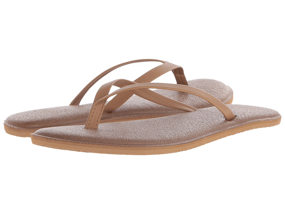Sanuk - Yoga Bliss (Tobacco) Women's Sandals