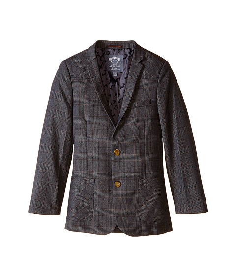 Appaman Kids - Mini Professor Blazer (Toddler/Little Kids/Big Kids) (Houndstooth) Boy's Jacket