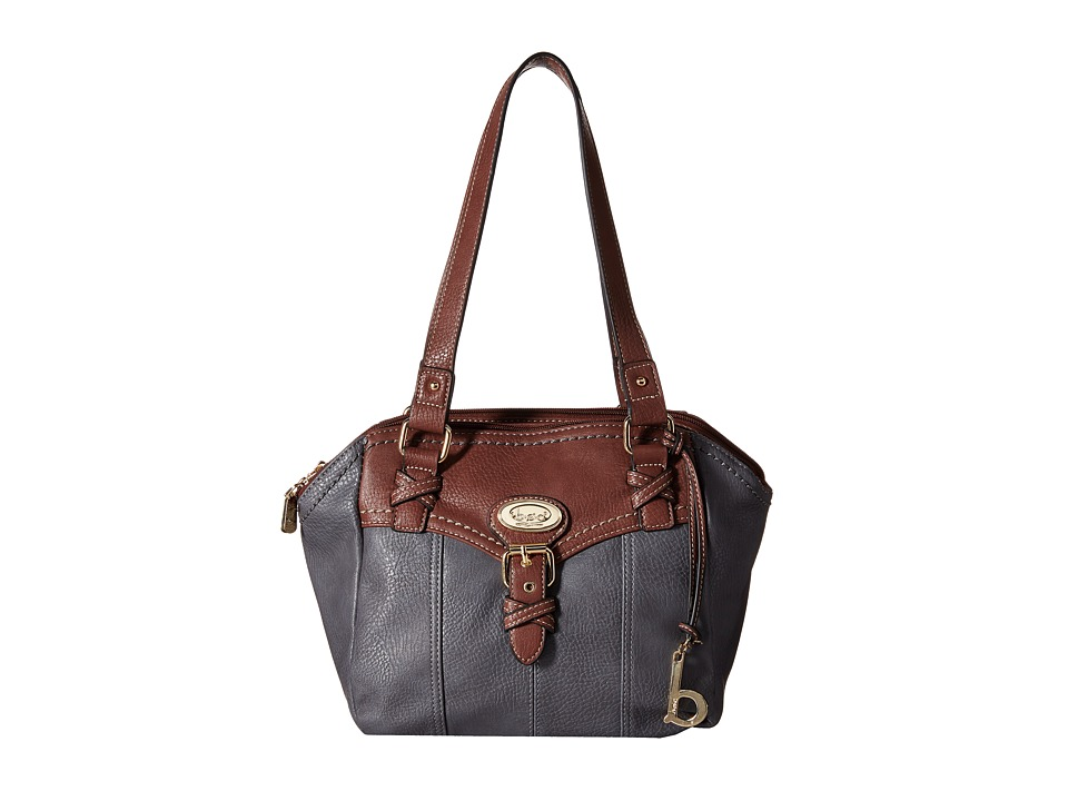 b.o.c. - Danford Satchel (Grey) Satchel Handbags