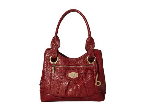 b.o.c. - Bangor Tote (Burgundy) Tote Handbags