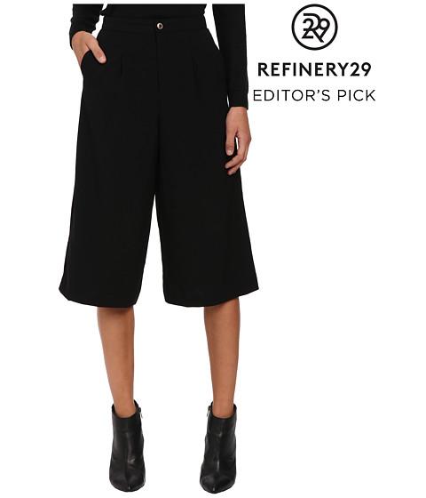 ONLY - Katy Culotte Pants (Black) Women