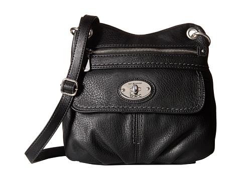 b.o.c. - Berwick Front Pocket Crossbody (Black) Cross Body Handbags