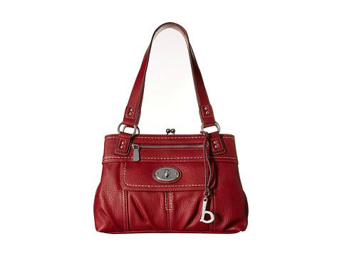 b.o.c. - Berwick Tote (Burgundy) Tote Handbags