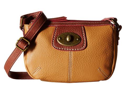 b.o.c. - Falmouth Crossbody (Camel) Cross Body Handbags