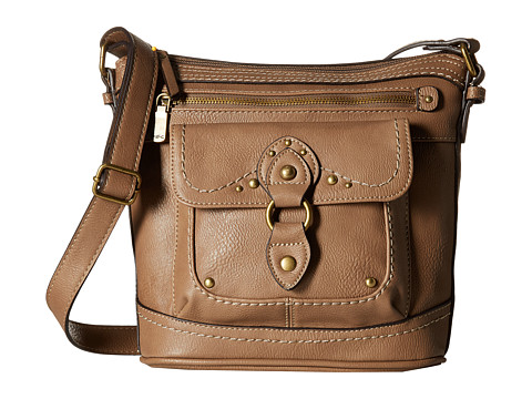 b.o.c. - Sanford Crossbody (Mink) Cross Body Handbags