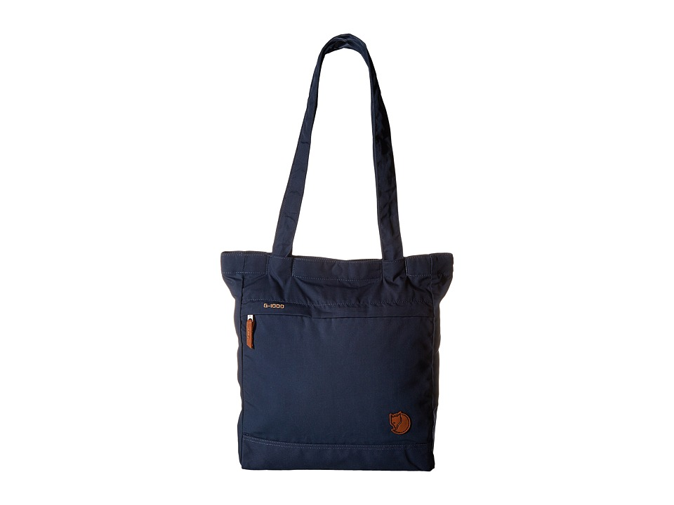Fj llr ven - Totepack No.3 (Navy) Backpack Bags