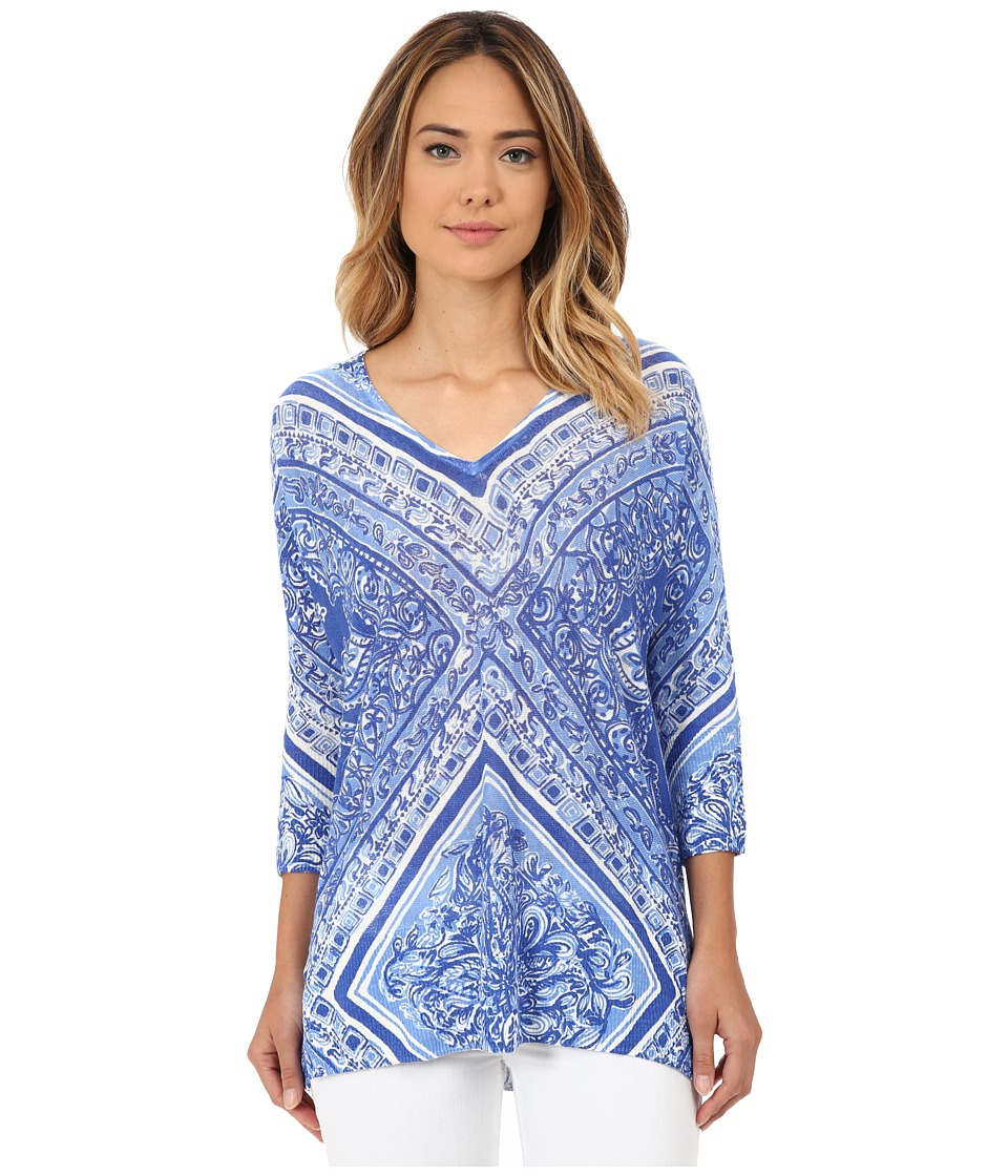 Lilly Pulitzer - Jameson Sweater (Blue Crush Open Water) Women's Sweater