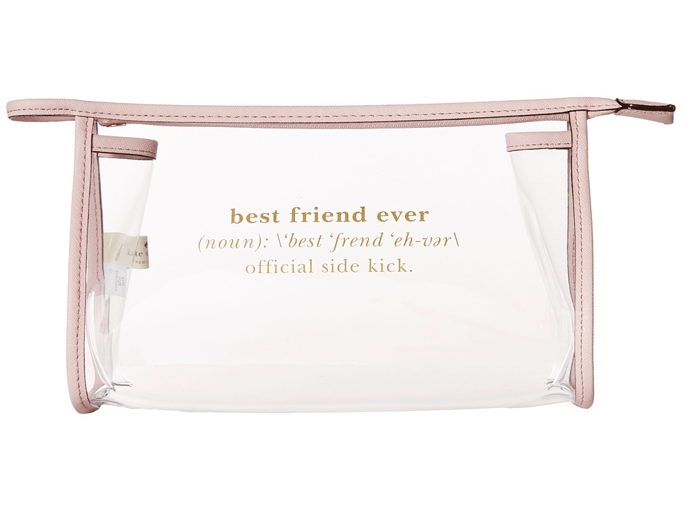 Kate Spade New York - Wedding Belles Iris (Rosy Dawn) Wallet