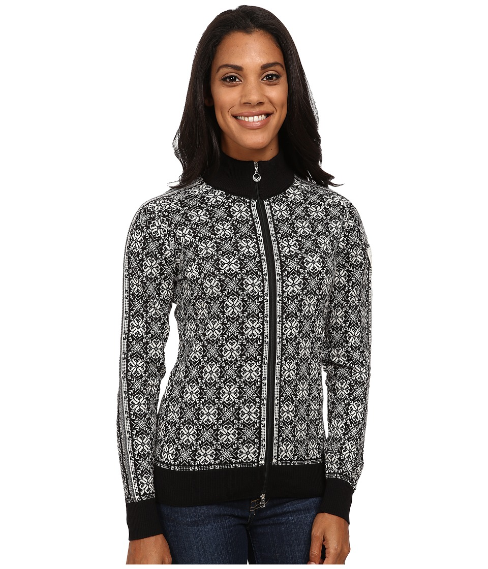 Dale of Norway - Frida (Black/Off White/Schiefer/Grey Mel) Women's Sweater