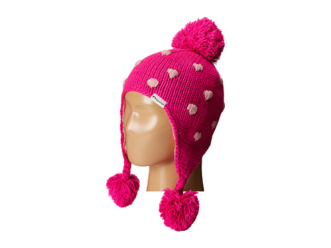 Appaman Kids - Chap Hat - Single Unit (Infant/Toddler/Little Kid/Big Kid) (Fuchsia) Caps