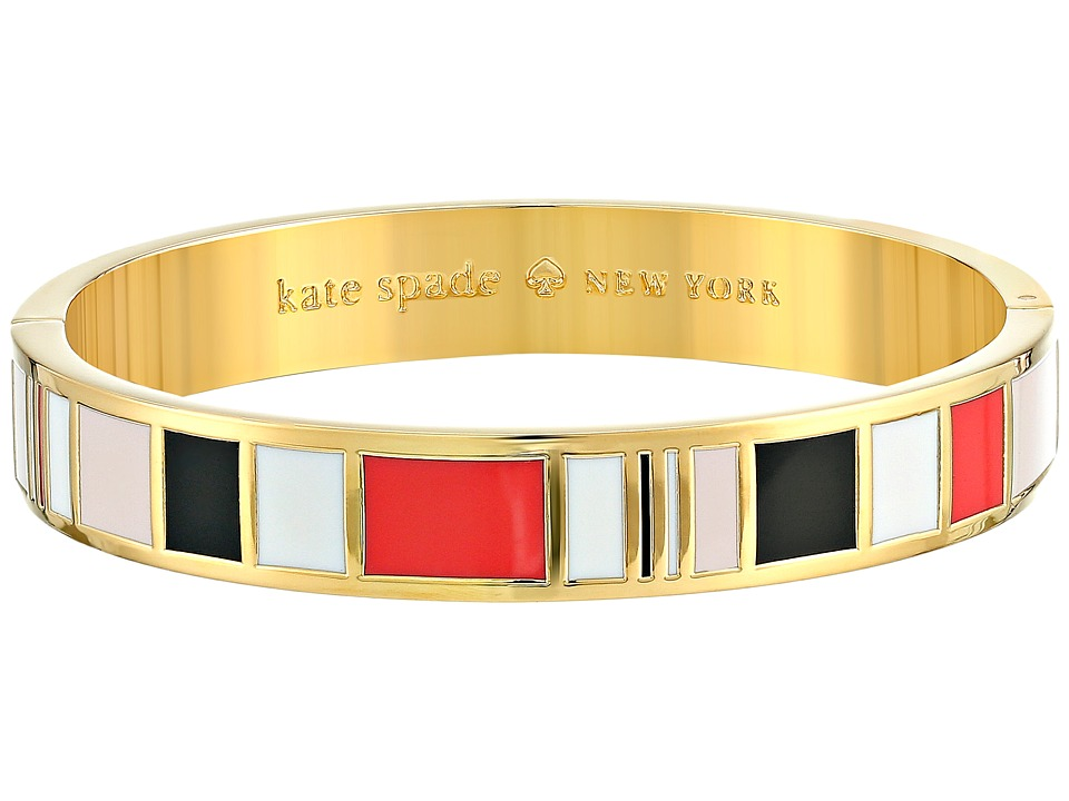 Kate Spade New York - Steal the Spotlight Idiom Bangle (Multi) Bracelet