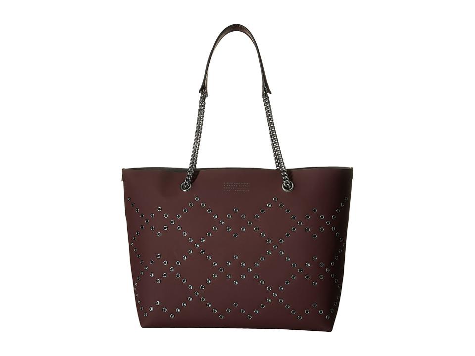 Marc by Marc Jacobs - Metropoli Metal Grommet Tote (Cardamom) Tote Handbags