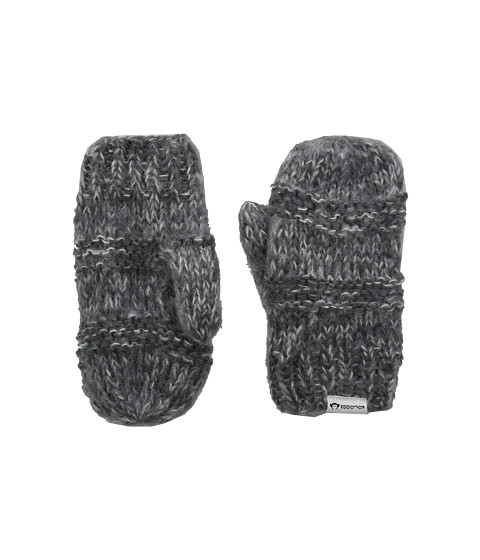 Appaman Kids - Mittens - Single Pack (Infant/Toddler/Little Kid/Big Kid) (Grey Melange) Over-Mits Gloves