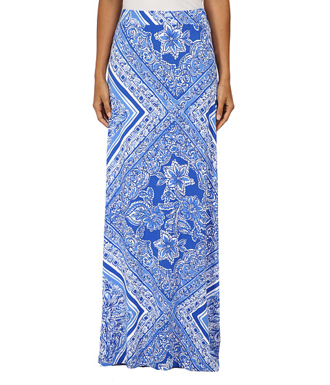 Lilly Pulitzer - Nola Skirt (Blue Crush Open Water) Women's Skirt