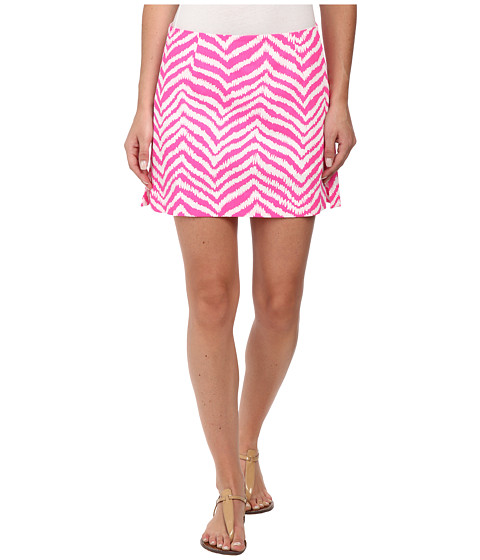 Lilly Pulitzer - Ella Skort (Tropical Pin Zebron) Women