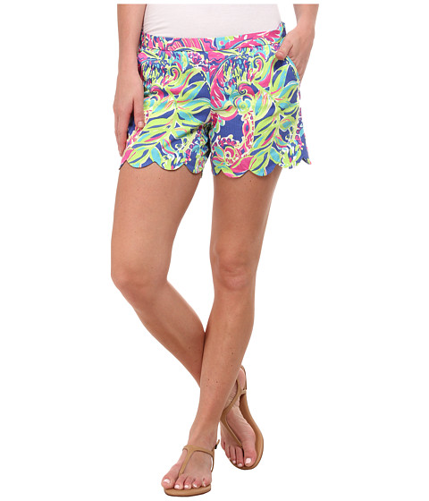 Lilly Pulitzer - Magnolia Shorts (Multi Toucan Play) Women's Shorts