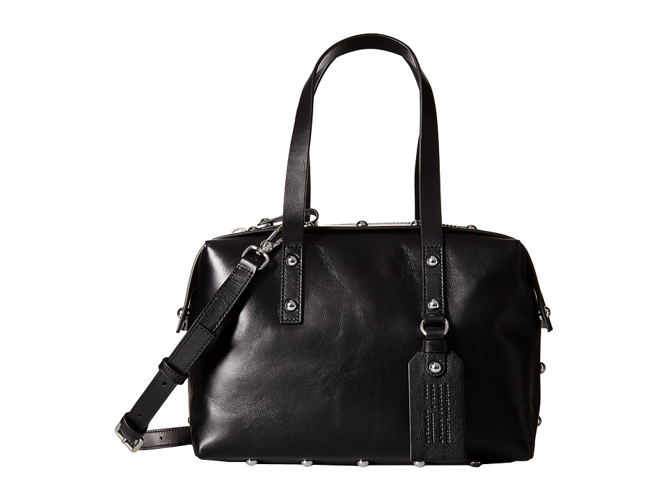 Marc by Marc Jacobs - Connected Satchel (Black) Satchel Handbags